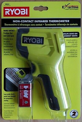 RYOBI Non-Contact Infrared Thermometer IR002 - NEW