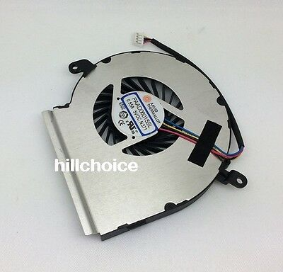 MSI GE62VR GP62MVR GPU Ventilateur De Refroidissement 4 BROCHES PAAD06015SL N371