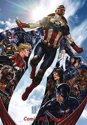 Secret Empire #8 (Of 10) (2017) 1St Printing Bagged & Boarded Marvel
