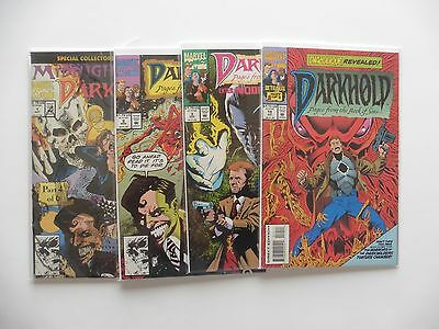 Darkhold Issues 1, 2, 3, 10 Marvel Comics • $0.99
