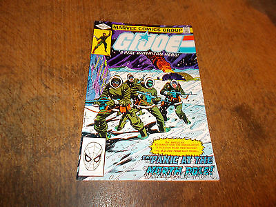 G. I. Joe - A Real American Hero #2 - Marvel Comics - Rare - other issues avail.
