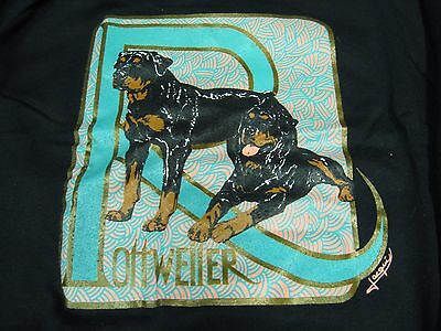 Rottweiler Rottie Rotty Sweatshirt - New - Choose your size and color!