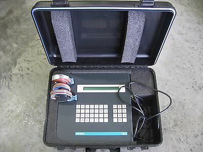 Siemens Ts31 Electrical Breaker Test Unit With Adapter Cables