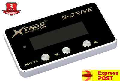 9 DRIVE WIND BOOSTER THROTTLE CONTROL SUITS Mazda BT-50 THROTTLE CONTROLLER