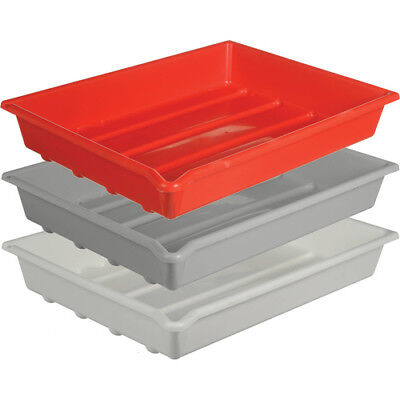 "Paterson Plastic Developing Trays for 8x10"" Paper (Set of 3 One of eac"