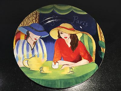 CAFE PARIS  - Dinner setting for two people - 10 piece - Brand New - BARGAIN!