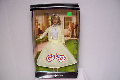 Sandy Grease Mattel 2004 Barbie Doll Olivia Newton John collector edition Adult