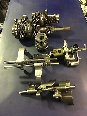 Mitsubishi Evo X 5 Speed Manual Gearset  Assembly S/H OEM