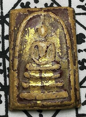 Collectible Amulet Phra SOMDEJ LP Thai Buddha Talisman Holy Powerful Magic 2