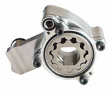 BILLET HIGH VOLUME OIL PUMP HARLEY TWIN CAM 99-06 (Excl 06 Dyna) 40% more feed!