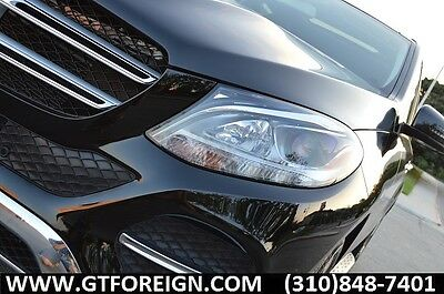 2016 Mercedes-Benz GLE350 Sport 2016 Mercedes GLE350! LOADED! RARE! Hot options! Black Beauty!