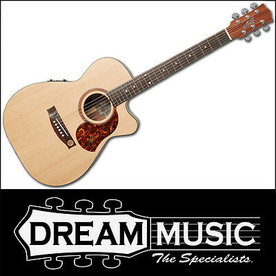 Maton SRS808C Acoustic/Electric Guitar Cedar Blackwood Small Body RRP$2499