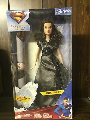 Lois Lane 2005 Barbie Doll