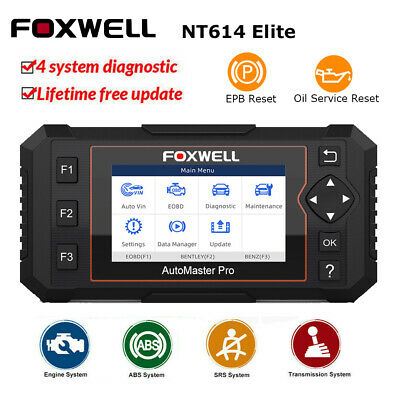 LAUNCH CR5001 OBD2 Scanner Full Engine Functions Code Reader Car Diagnostic  Tool