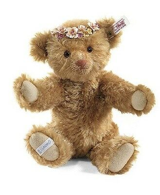 STEIFF Autumn Teddy bear mohair - Lladró four seasons EAN 676345