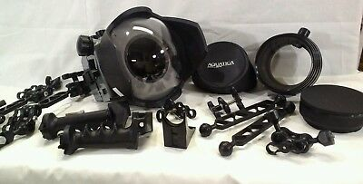 Nikon Aquatica Underwater Housing Equipment - Dome, Lense, Arms, Misc. Pro Gear