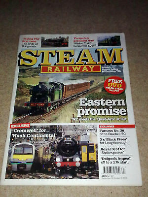 STEAM RAILWAY Magazine; September/October 2009 (Issue 367); as new!