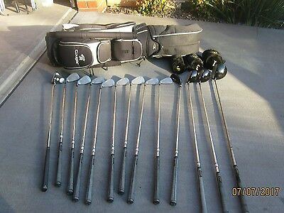 Cougar PC3 Golf Clubs Right hand Package