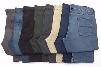 Mens M&S Slim Fit Travel Stretch Jeans SECONDS RRP £35    MS21
