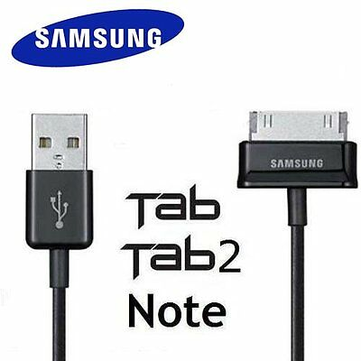 Original Genuine samsung Galaxy Tab 2 7.0/ 10.1 inch tablet USB data cable cord