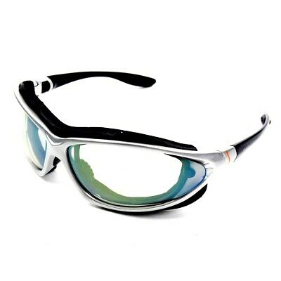 Harley Davidson Motorcycle HD1303 Indoor/Outdoor Lens Safety Glasses Sun Glasses