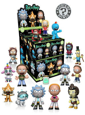 Mystery Mini Figures - Rick and Morty