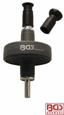 BGS Tools Valve Lapping Grinding Tool 1738 With 22mm and 28mm Suckers PRO TOOL.