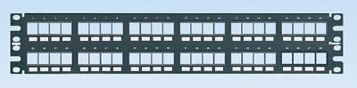 Panduit NetKey 48 port Flush Mount Modular Patch Panel