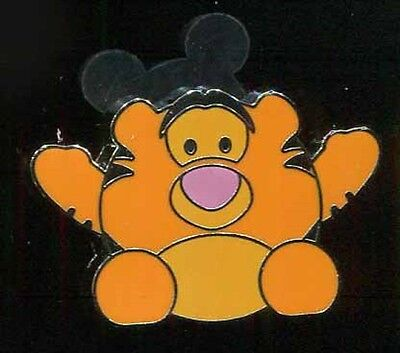 Magical Mystery Series 7 Tigger Disney Pin 102423