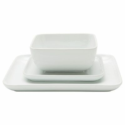 NEW Life Square 12 Piece Dinnerset