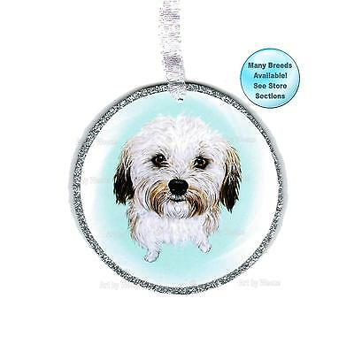 Havanese Ornament Dog Remembrance Christmas Tree Ornament
