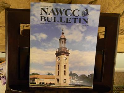 NAWCC Bulletin #287; Fairfield Clocks Part II, Non-Magnetic Watch Co. Dec. 1993.