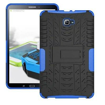 Hybrid Outdoor Protective Case Blue for Samsung Galaxy Tab A 10.1 T580 T585
