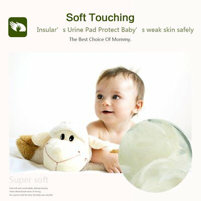 Universal Changing Pad Washable Portable Diaper Pad Two-sided Available I5