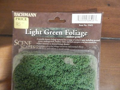 Bachmann Scene Scapes: Light Green Foliage