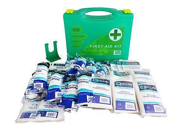 Qualicare HSE Premier First Aid Kit with Wall Bracket (1-20 Person)