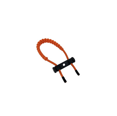 Archery Braided Paracord Bow Wrist Sling Strap for Compound Bow Hunting Archery