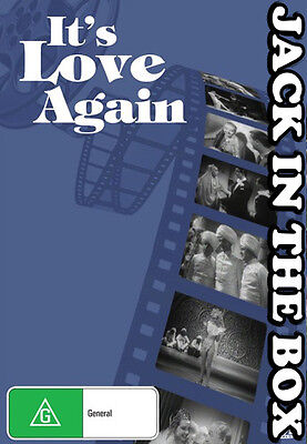 It's Love Again DVD NEW, FREE POSTAGE WITHIN AUSTRALIA REGION ALL