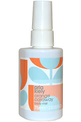 Orla Kiely Body Mist Spray 75ml Orange Caraway