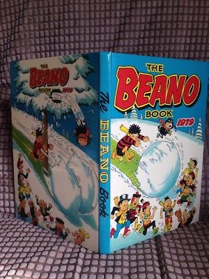 Beano Annual 1979 Very Good Condition (BF51)
