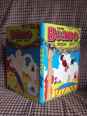 Beano Annual 1977 Very Good/Good Condition (BL73)