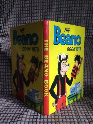 Beano Annual 1973 Very Good Condition (BP88)
