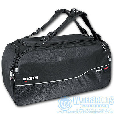 Mares Cruise X-Strap Holdall New Version Lightweight Dive Travel Bag