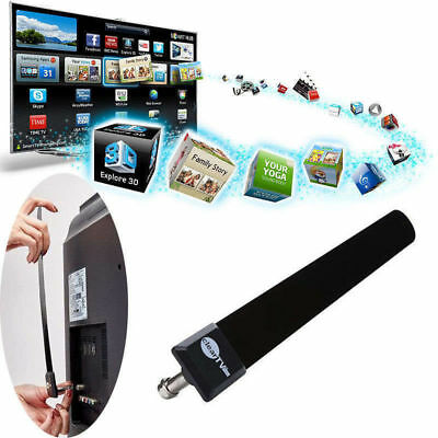 TOP Clear TV Key HDTV FREE TV Digital Indoor Antenna Ditch Cable As Seen on TV