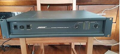 BOSE 1800 Series VI Professional High-End Power Amplifier 450 watts x2
