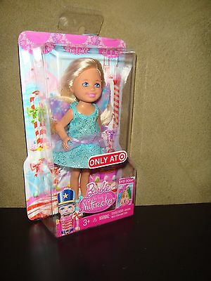 2014 Chelsea Barbie Doll Chelsea In The Nutcracker Usa Target Exclusive