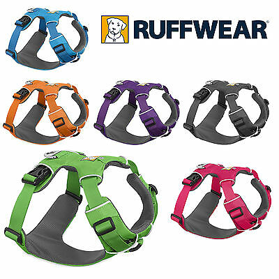 Ruffwear Front Range dog harness 6 colours & 5 sizes pet Puppy, Dog padded