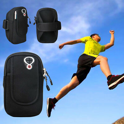 For Samsung Galaxy S8 Sport Armband Case Bag Running Jogging Phone Holder Pouch