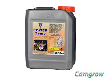 Hesi Powerzyme 5 Litre - Enzymes for Plants Growth & Root Promoter Nutrient