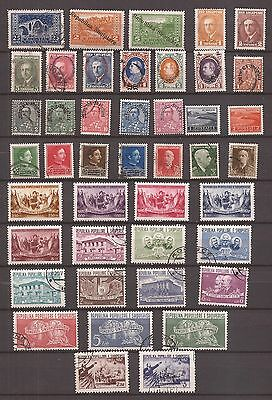 Albanien ( Albania )   -  Lot Of Old Stamps